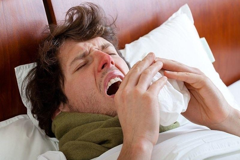 Biomarker may reveal who is likely to get the flu, scientists say