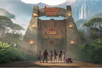 'Jurassic World' animated kids series coming to Netflix