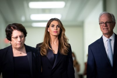 Hope Hicks hearing: DOJ blocks all questions about White House tenure
