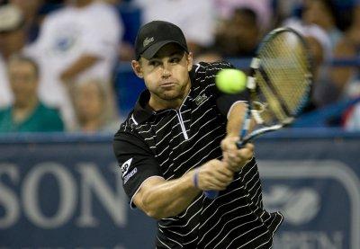 Roddick, Del Potro win first-rounders
