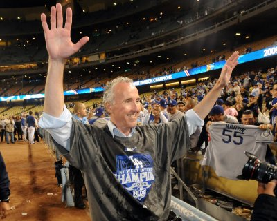 Dodgers file for bankruptcy