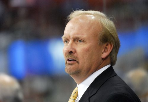 Lindy Ruff named Dallas Stars coach