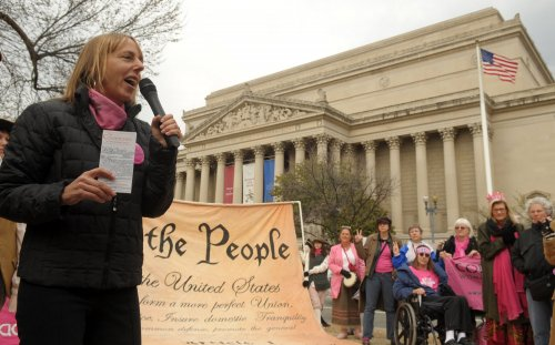 CODEPINK co-founder detained, abused by Egyptian authorities