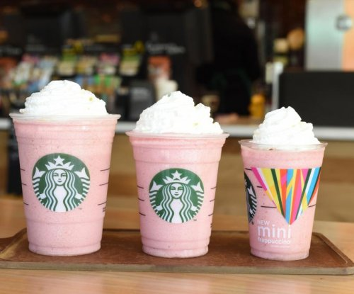 Starbucks introduces 'mini' Frappuccinos