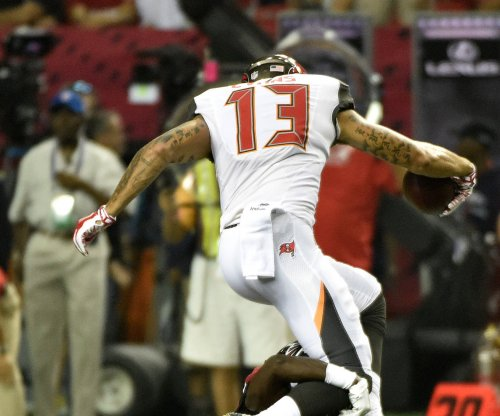 Bucs WR Mike Evans has game to forget