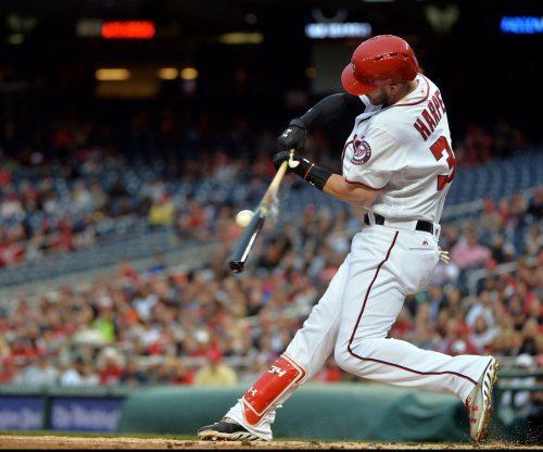 Bryce Harper homer propels Washington Nationals past Miami Marlins