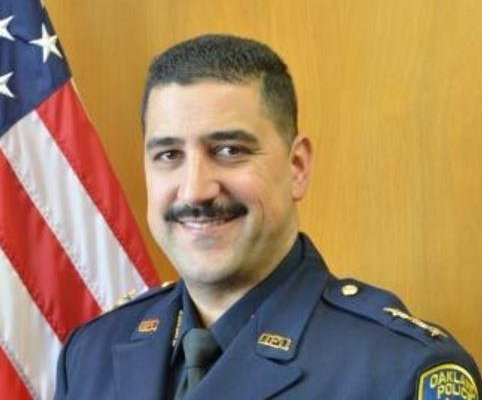 Oakland Police replace third interim chief in nine days