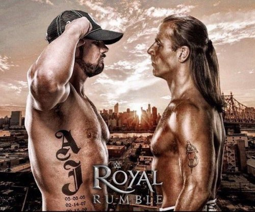 AJ Styles imagines match against Shawn Michaels on social media