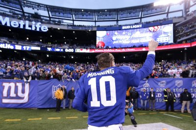 New York Giants spoil Washington Redskins' playoff bid