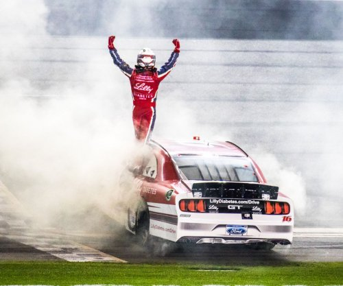Ryan Reed claims second Xfinity win at Daytona