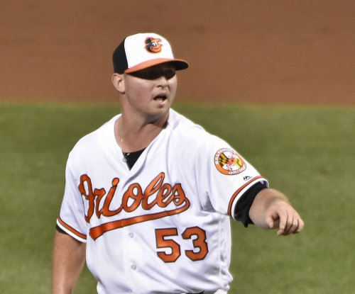 Baltimore Orioles closer Zach Britton could miss two months with arm injury