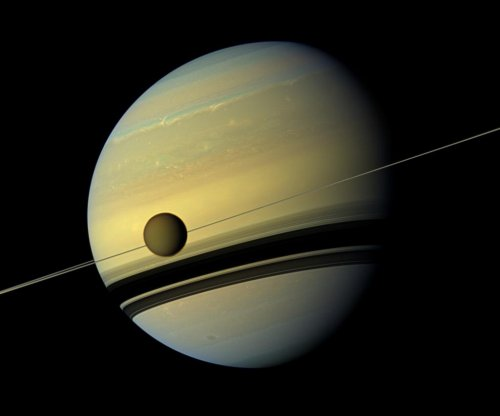 NASA scientists find chemical capable of forming cell membranes on Saturn's moon