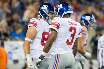 Geno Smith: New York Giants QB thinks Rex Ryan is a 'coward'