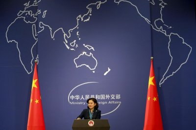 China condemns 'tech hegemony,' denies third Canadian arrest
