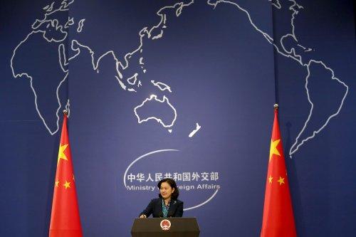China condemns 'tech hegemony,' denies third Canadian arrest