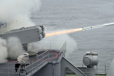 Raytheon nabs $97.7M for Evolved Sea Sparrow Missile production