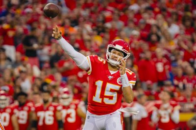 Kansas City Chiefs QB Patrick Mahomes ruled out vs. Green Bay Packers