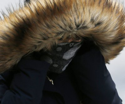Steady subzero temperatures leave several states frozen