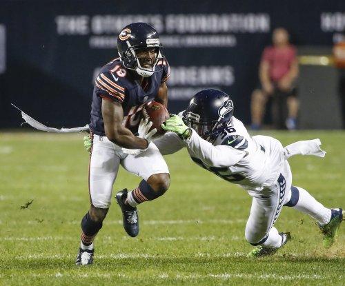 Chicago Bears release WR Taylor Gabriel, CB Prince Amukamara