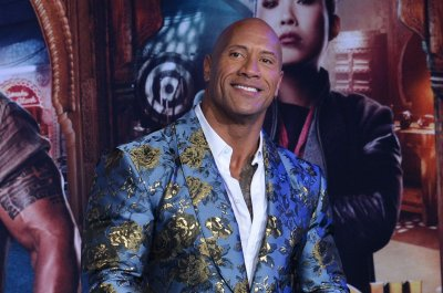 Dwayne Johnson 'full of gratitude' after daughter Tiana's 2nd birthday
