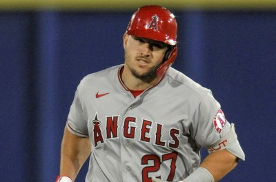 Injured Angels star Mike Trout not expected to play again in 2021