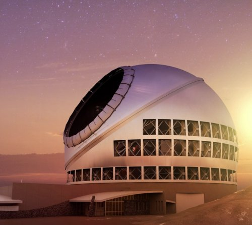 Hawaii gives go-ahead for giant Mauna Kea telescope despite protests