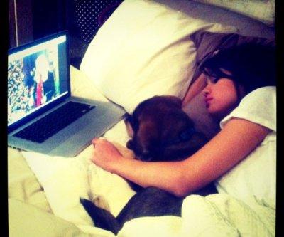 Selena Gomez adopts puppy