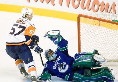 NHL: N.Y. Islanders 2, N.Y. Rangers 1