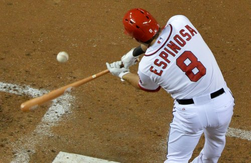 Nats outplay Marlins in Game Two