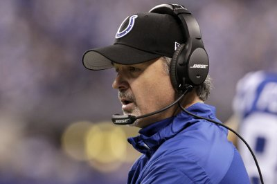 Indianapolis Colts' Chuck Pagano after blowout: 'It's good to know where we're at'