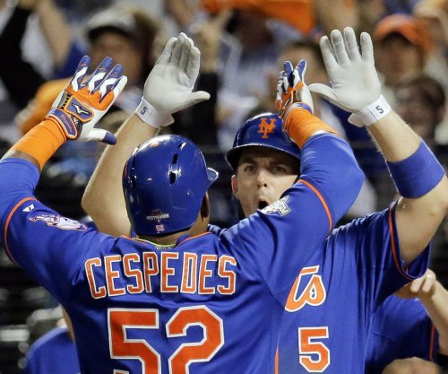 New York Mets mash Los Angeles Dodgers to take series lead