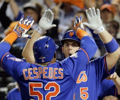 New York Mets mash Los Angeles Dodgers to take series lead