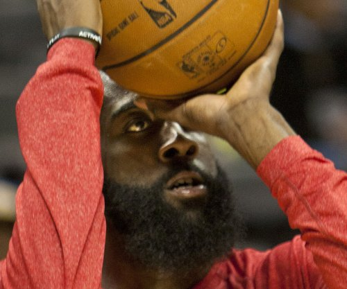 James Harden leads Rockets past Mavericks