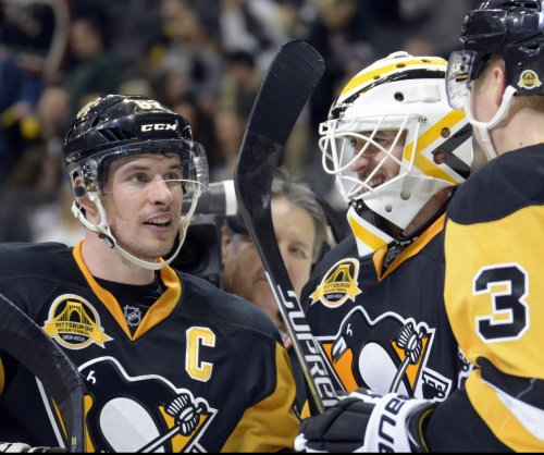 Red-hot Sidney Crosby powers Pittsburgh Penguins past Carolina Hurricanes