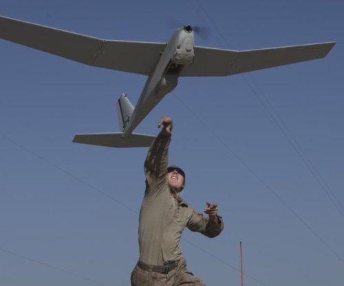 U.S. Navy deploys Puma drone with precision recovery system