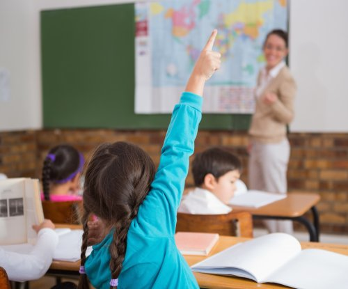 Children worried about their safety at school, Gallup poll shows