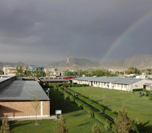 Kabul's American University of Afghanistan attacked