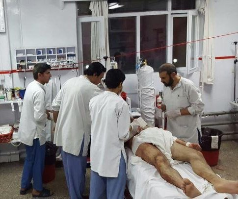 Officials: 12 dead, several injured in terror attack at American University of Afghanistan