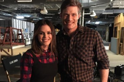 'The O.C.' alums Rachel Bilson, Chris Carmack reunite