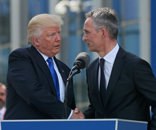 Trump meets with EU, NATO leaders to strengthen relations