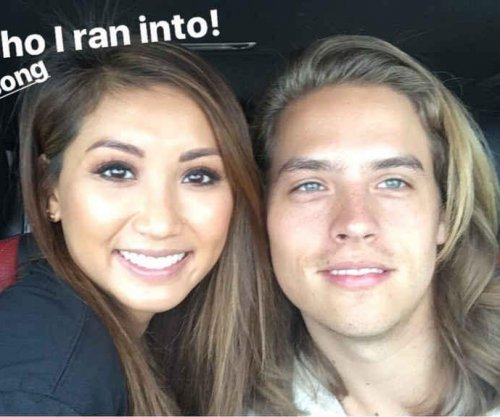 'Suite Life' alums Dylan Sprouse, Brenda Song reunite