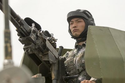 Analyst: China conducting exercises to train for Taiwan