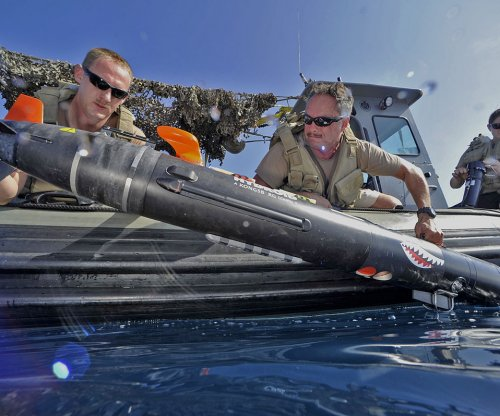 Metron contracted for undersea unmanned vehicle payloads