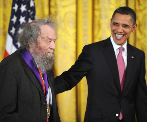 Donald Hall, former poet laureate, dies at 89