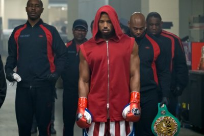 'Creed 2' photos show Adonis getting ready for the ring