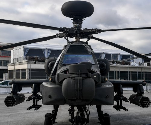 U.A.E. to buy 17 new, refurbished Apache AH-64E helicopters