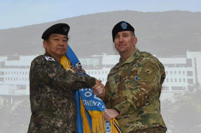 USFK chief: American troop presence in Korea not related to end-of-war declaration
