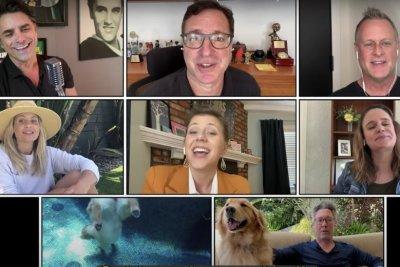 'Full House' cast reunites in music video for animal welfare