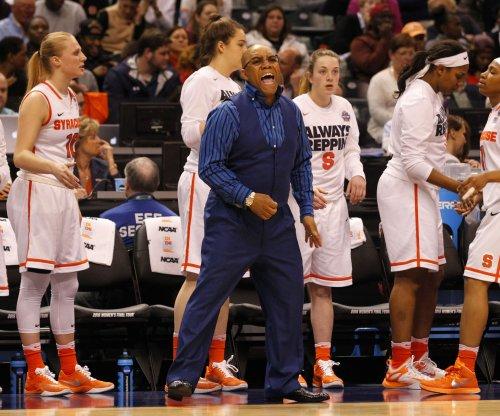 Syracuse women's basketball coach Quentin Hillsman resigns amid probe