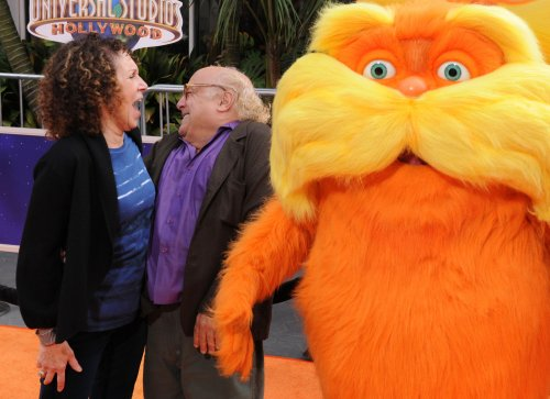 DeVito and Perlman split up
